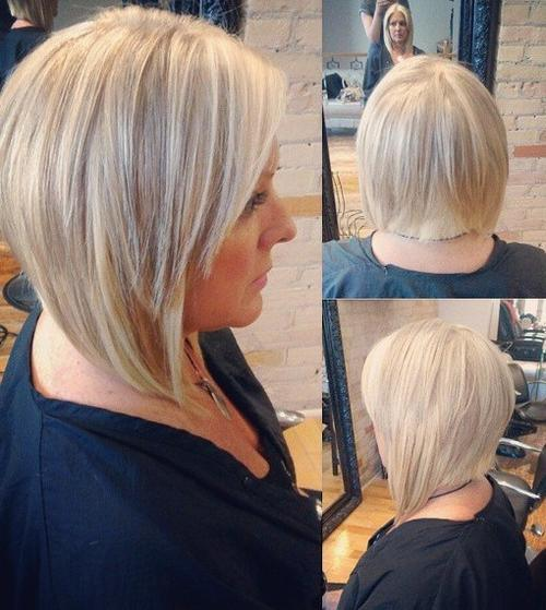 20 Daily Graduated Bob Cuts For Short Hair