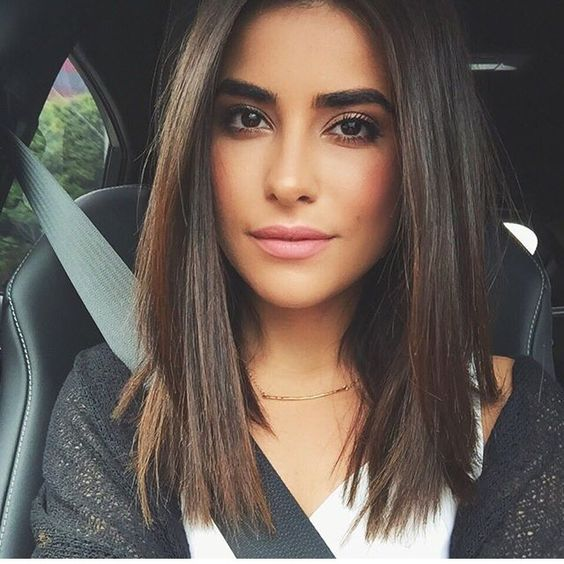 16 Perfect Long Bob Hairstyles - Easy Lob Haircuts