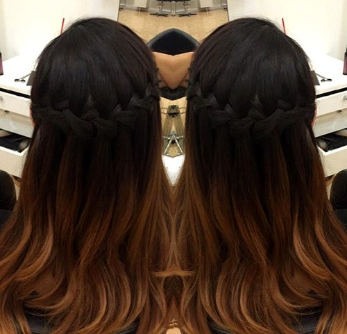 20 Easy and Pretty Hairstyles Brunette Won't Miss