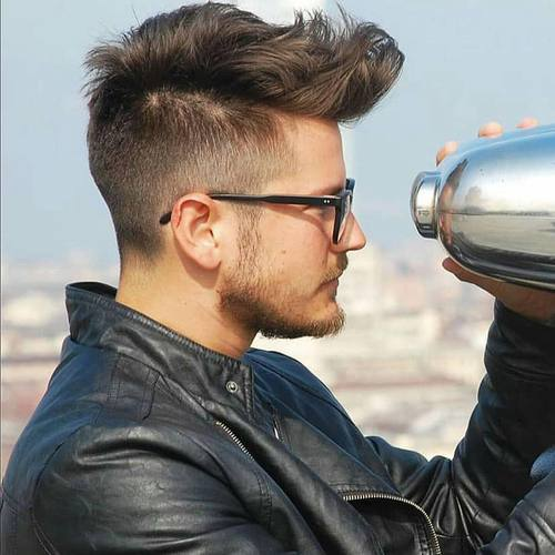 20 Fancy Quiff Hairstyles for Men