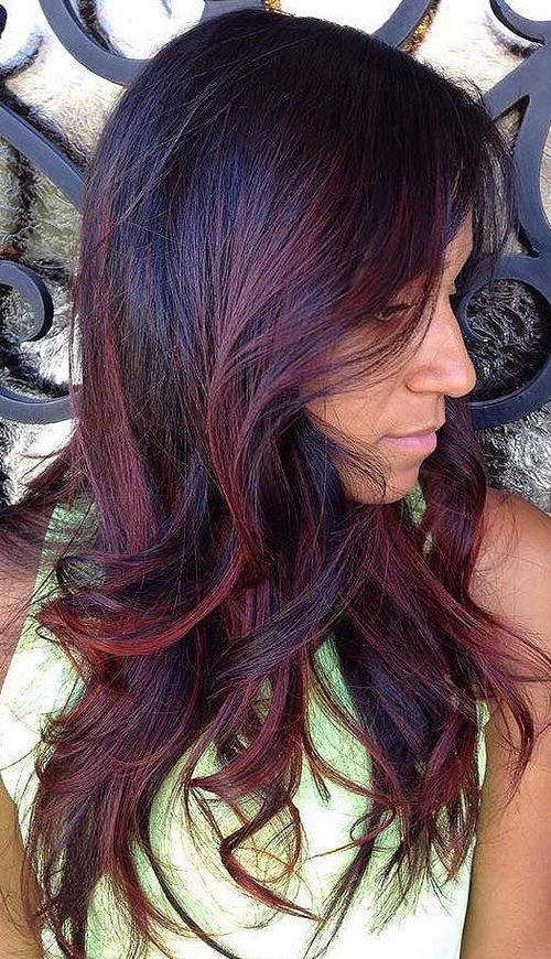 22 Hottest Red Balayage Ombre Hairstyles 2019 Hairstyles Weekly
