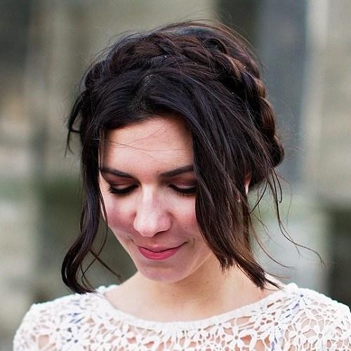 20 Elegant Ways To Have Milkmaid Hairstyles Hairstyles Weekly