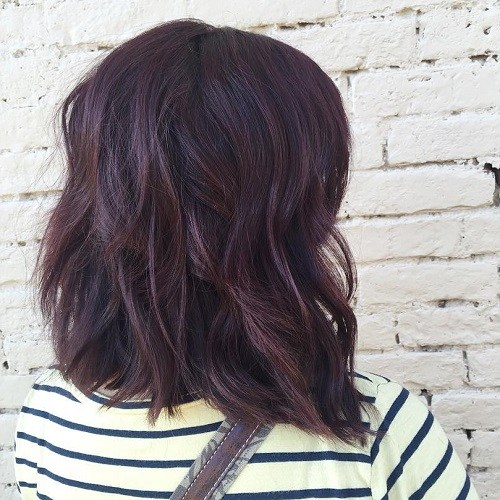 21 Hottest Mahogany Hair Color Ideas for Short, Medium and Long Hair