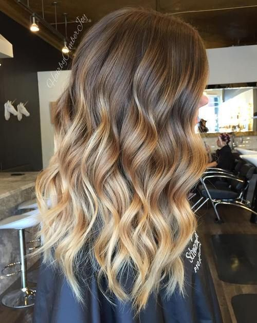 40 Fabulous Ombre Balayage Hair Styles 2018 Hottest Hair Color