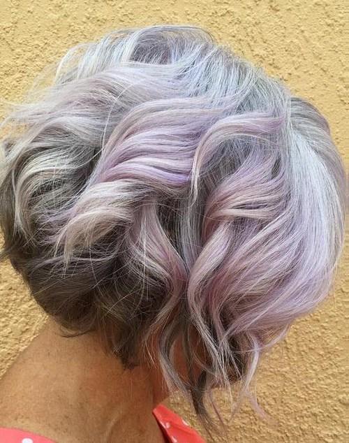 """20 Hübsche gestapelte Frisuren, die Sie dieses Jahr lieben werden """"width ="""" 500 """"height ="""" auto"""