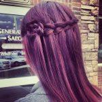 20 Ultra-pretty Waterfall Hairstyles