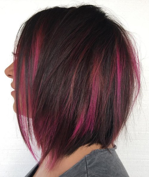 36 Two Tone Hair Color Ideas For Short Medium Long Hair Two Tone Hairstyles Hairstyles Weekly