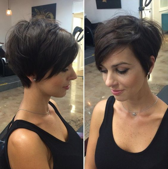32 Amazing Long Pixie Haircuts 2019 - Daily Short Hairstyles