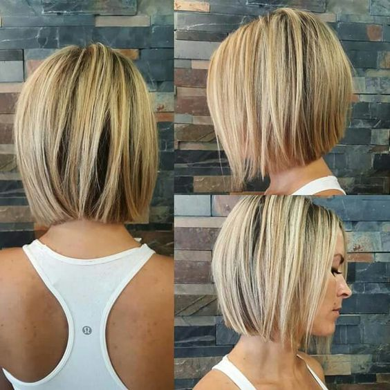 50 Amazing Blunt Bob Hairstyles You D Love To Try Bob