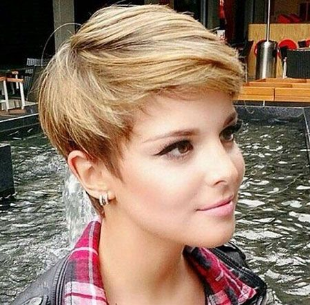 Remarkable 22 Amazing Long Pixie Haircuts For Women Daily Short Hairstyles 2017 Hairstyles For Men Maxibearus