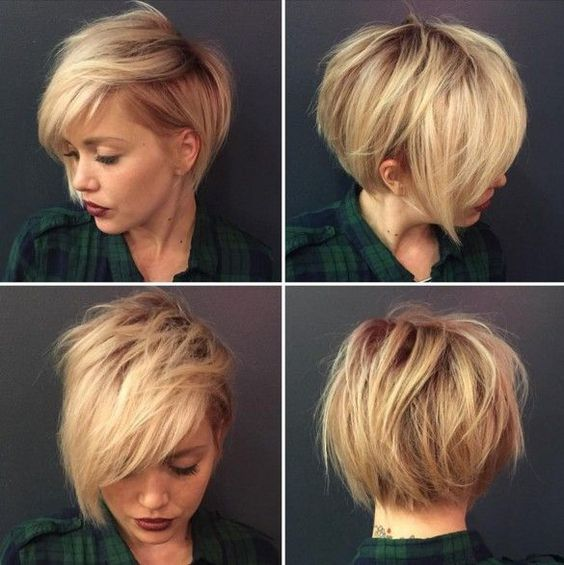 Short Hairstyles 2017 Female Find