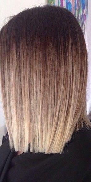 Ombre Haar - Die Beste Ombre Frisuren