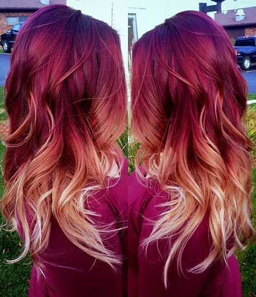 20 Hottest Ombre Hairstyles 2021 Trendy Ombre Hair Color Ideas Hairstyles Weekly