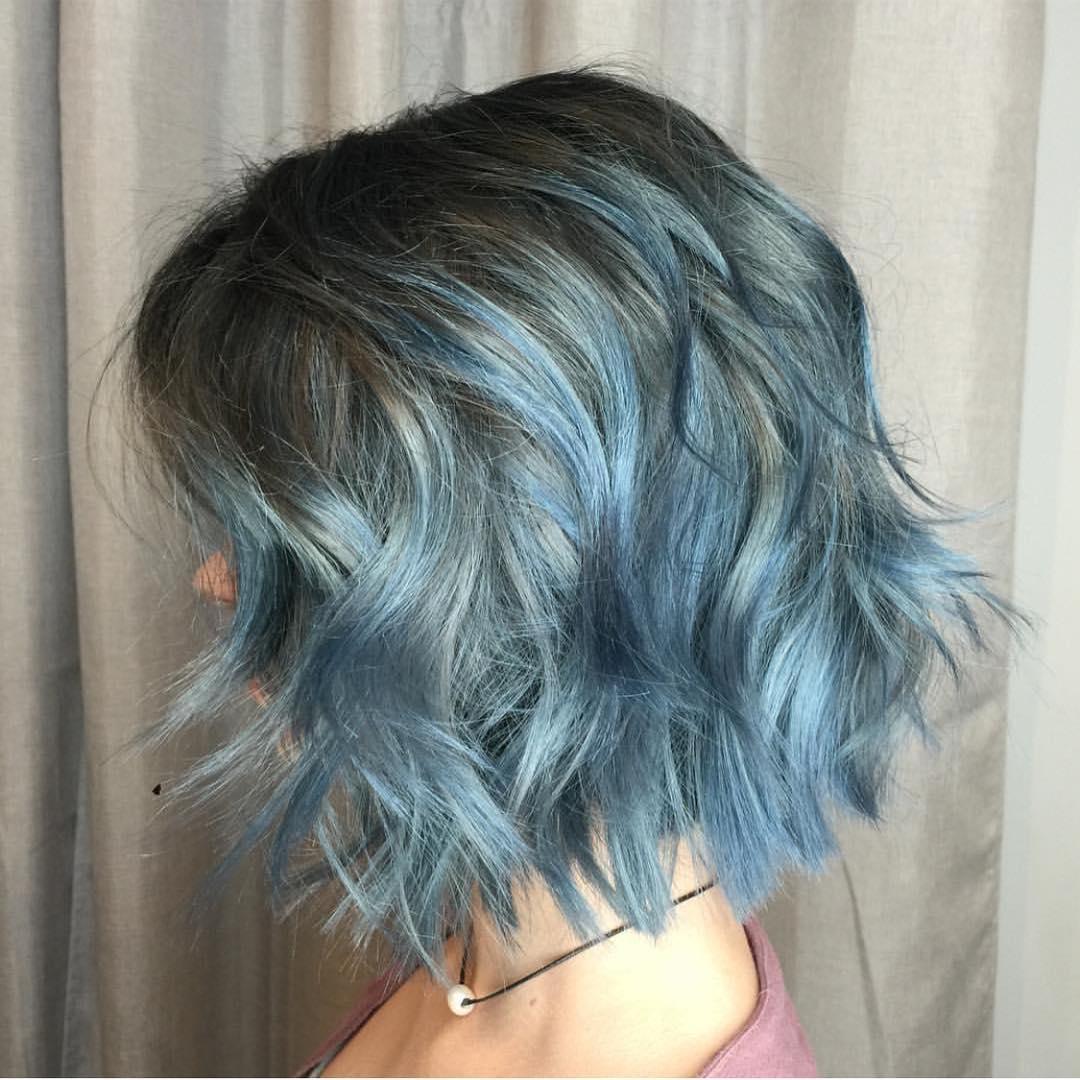 15 Hottest New Trendy Hair Color Ideas For Short Hair