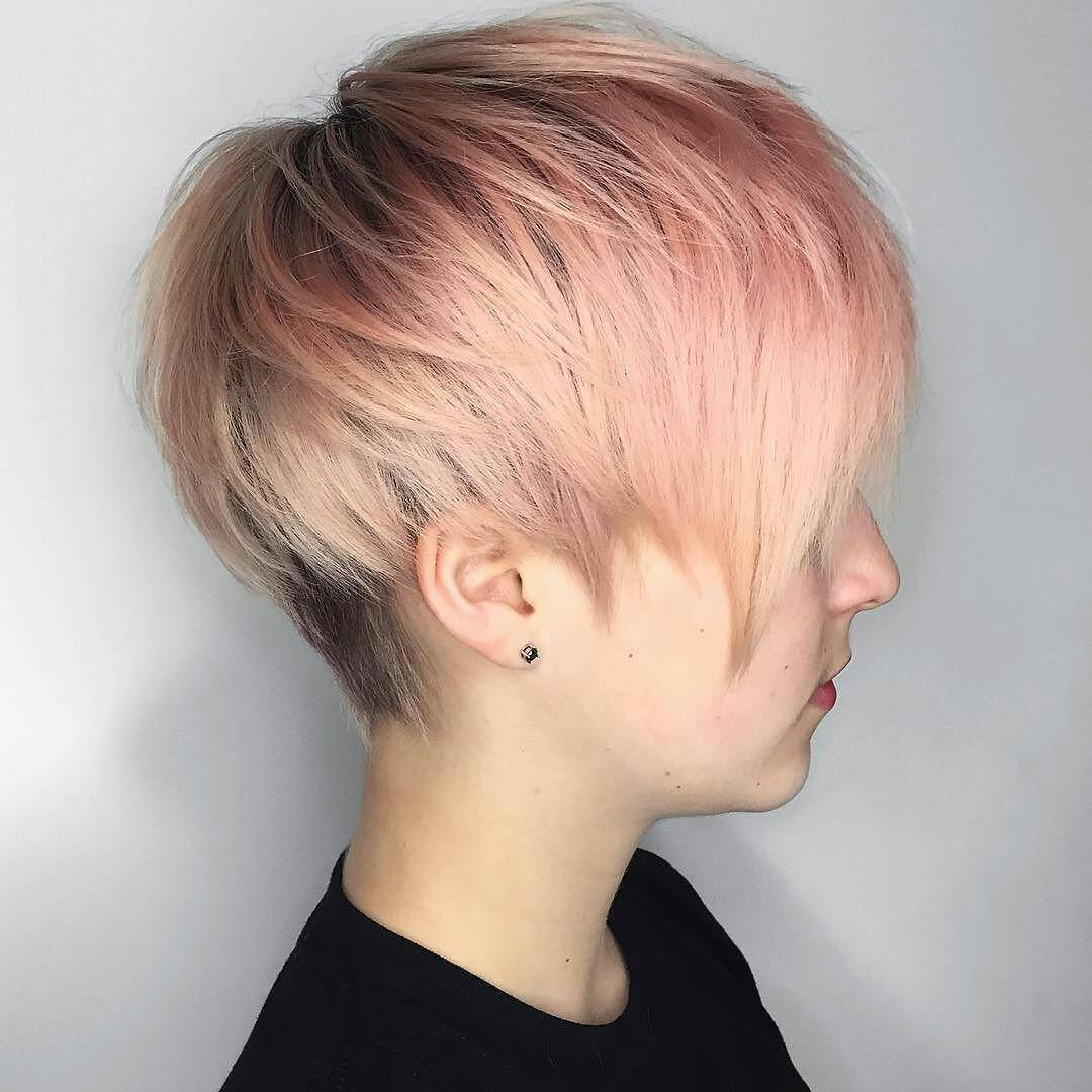 15 Hottest New Trendy Hair Color Ideas For Short Hair Hairstyles