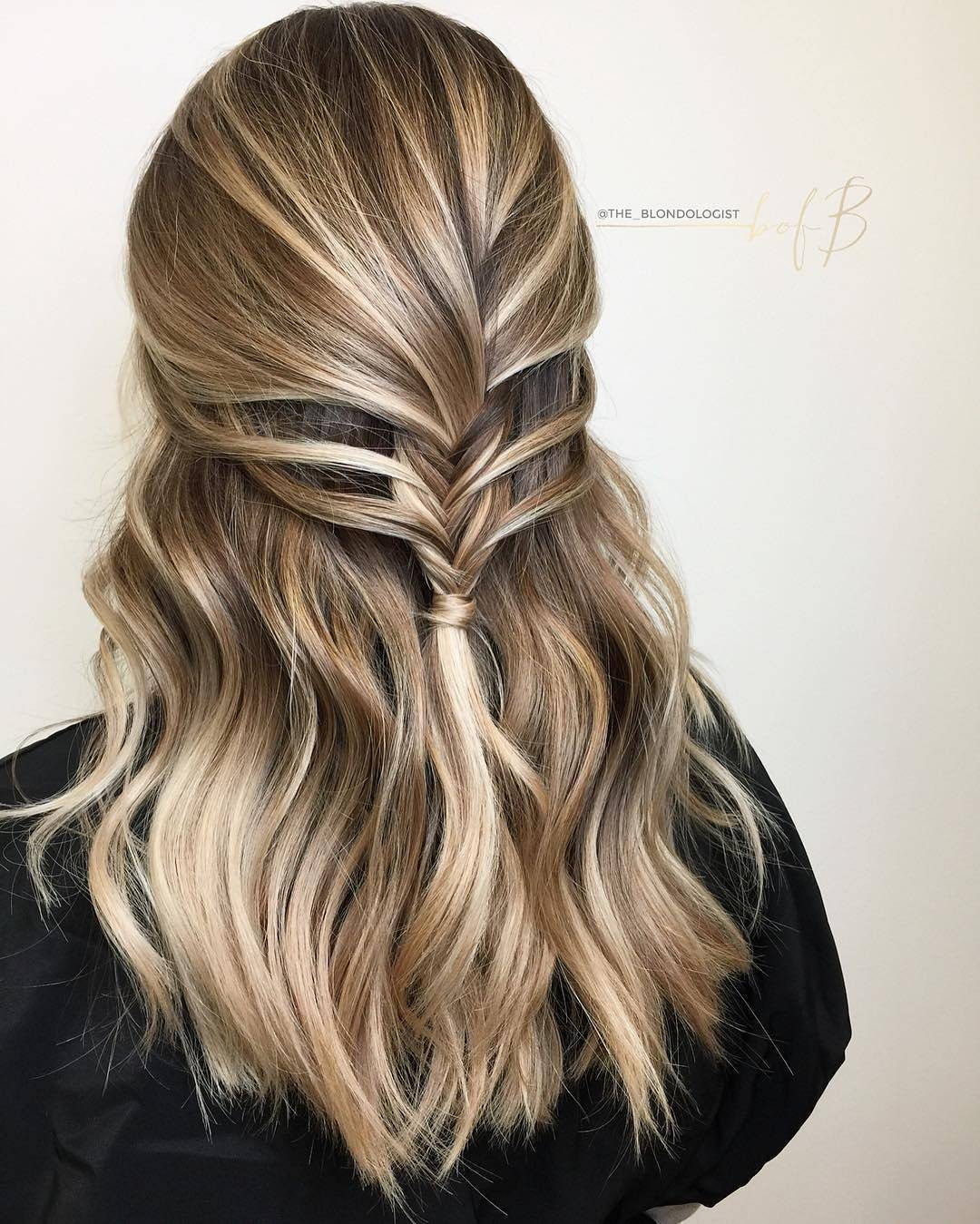 10 Hair Color Ideas For Blondes: 10 Blonde Balayage Hair Color Ideas In Beige Gold Silver