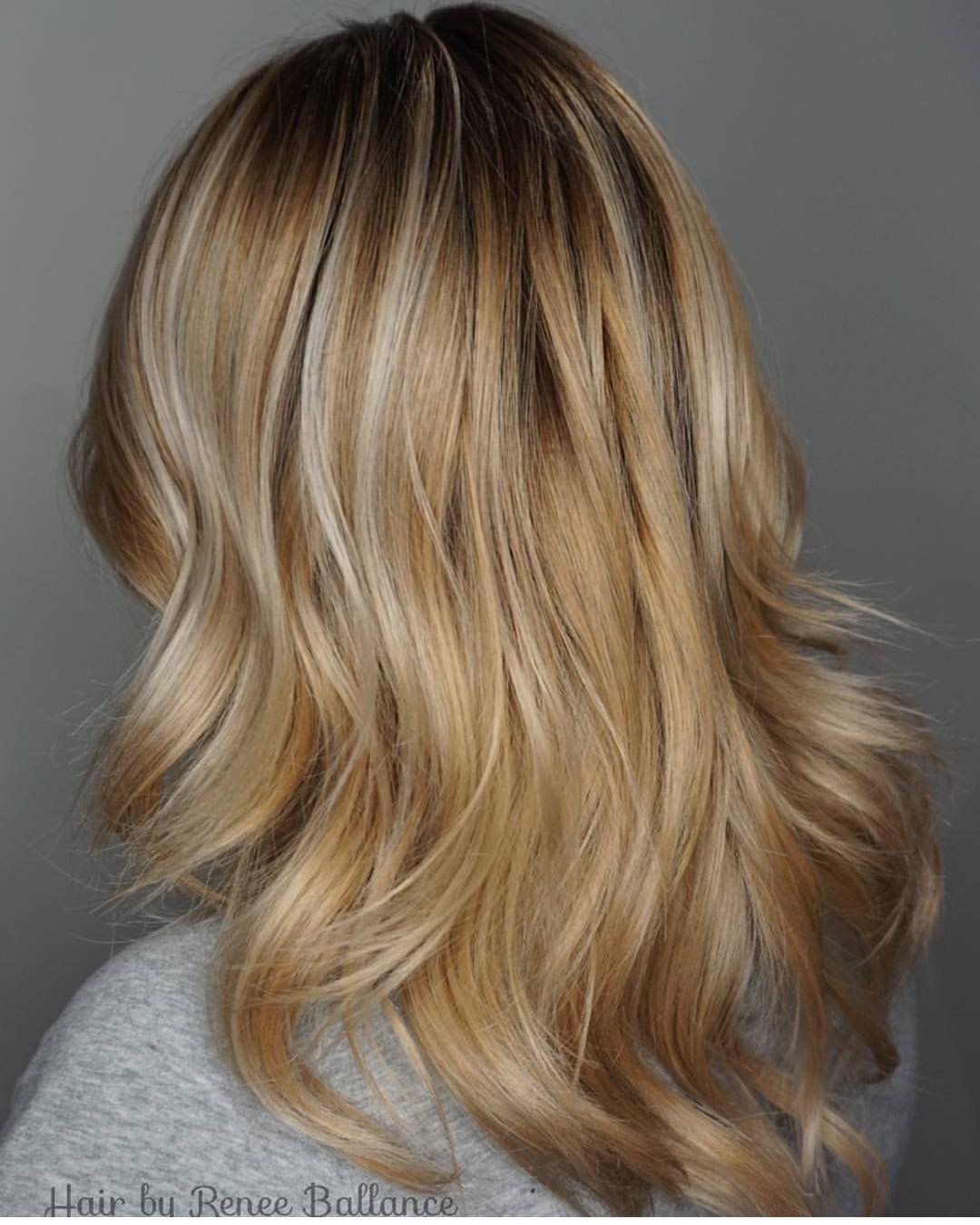 10 Blonde Balayage Hair Color Ideas In Beige Gold Silver