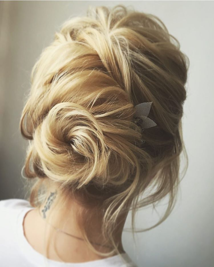 20 Hottest Prom Hairstyles For Short & Medium Hair 2019