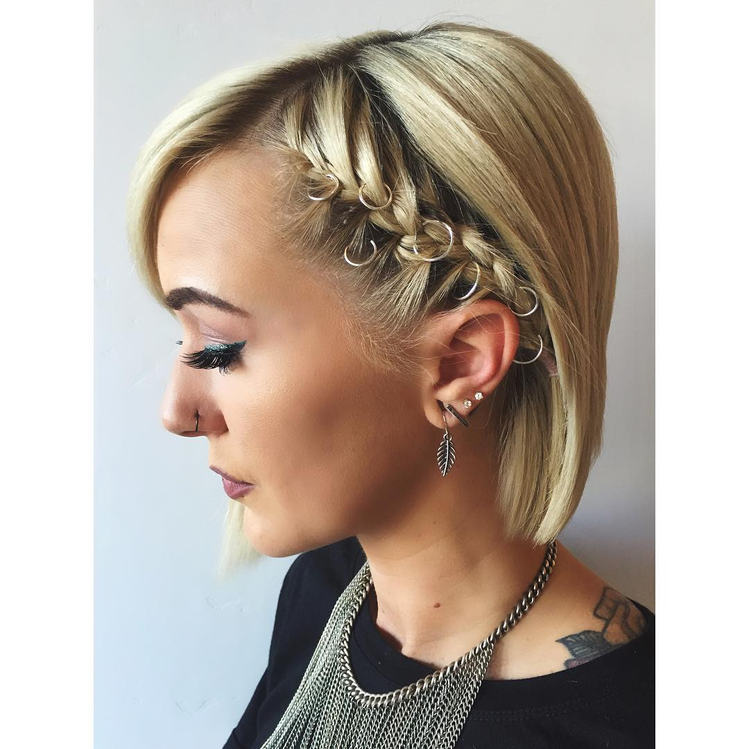 20 Hottest Prom Hairstyles for Short & Medium Hair 2021 ...