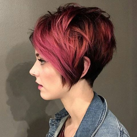 10 gorgeous hair color ideas for short haircuts