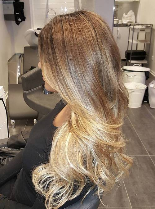25 Best Blonde Ombre Hairstyles Amp Haircuts 2019