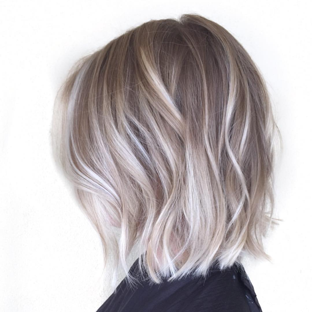 30 Best Balayage Hairstyles For Short Hair 2018 Balayage Hair