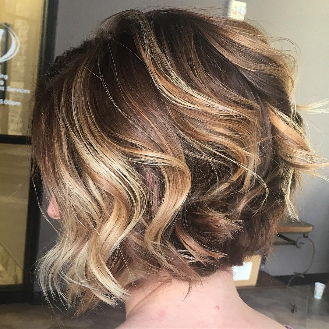 30 Best Balayage Hairstyles For Short Hair 2018 Balayage Hair