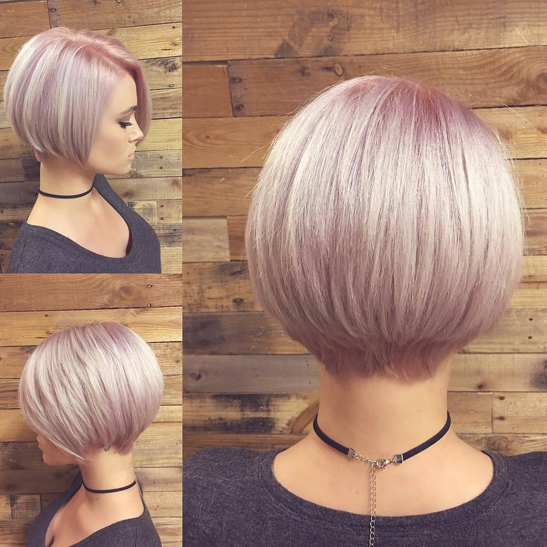 40 Super Balayage Short Hair Hairstyles Haircuts 2017