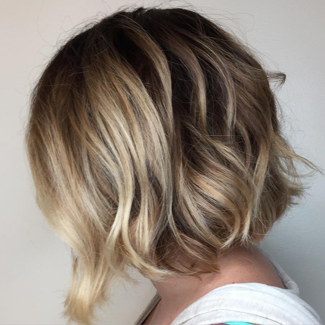 30 Best Balayage Hairstyles For Short Hair 2020 Balayage