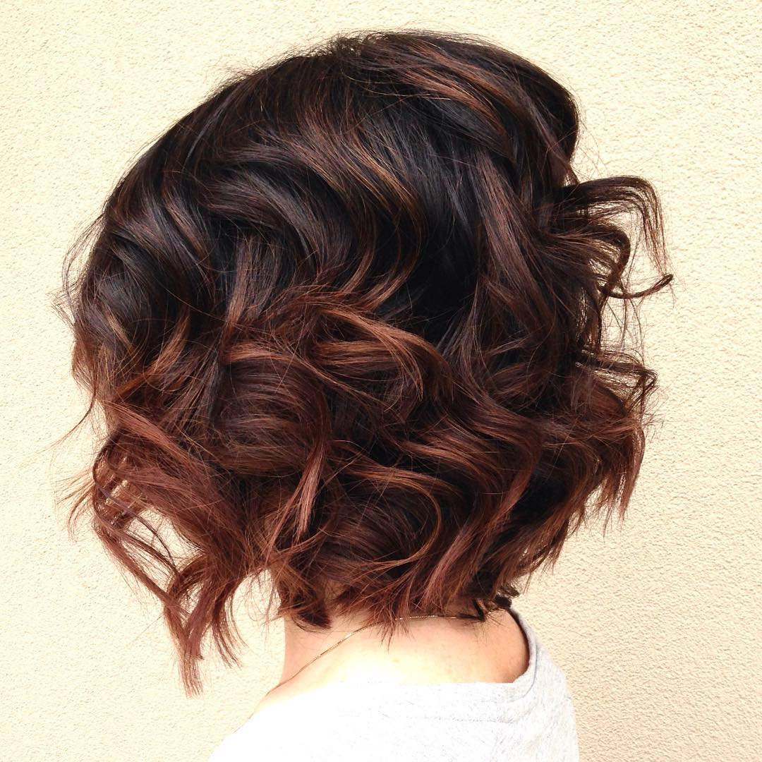 Short Hair Styles And Colors 30 Best Balayage Hairstyles For Short Hair 2018  Balayage Hair .