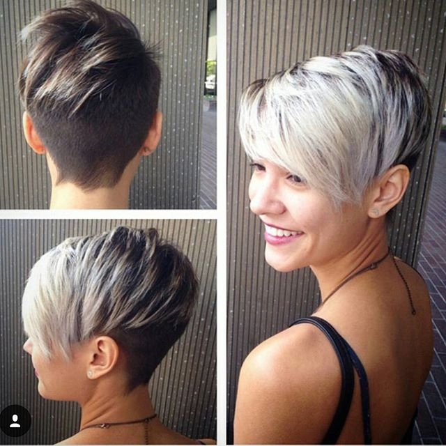 40 Best Pixie Haircuts For Women 2019 Short Pixie Haircuts Long