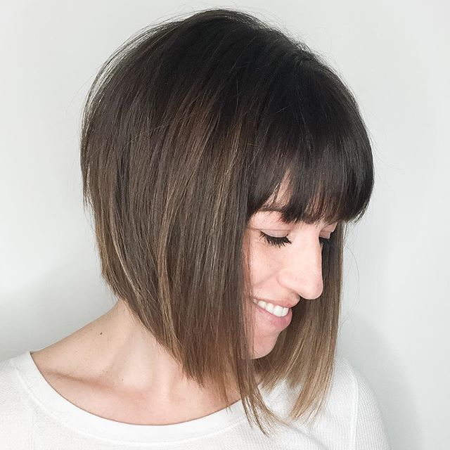 Best Inverted Bob Hairstyles Haircuts Ideas