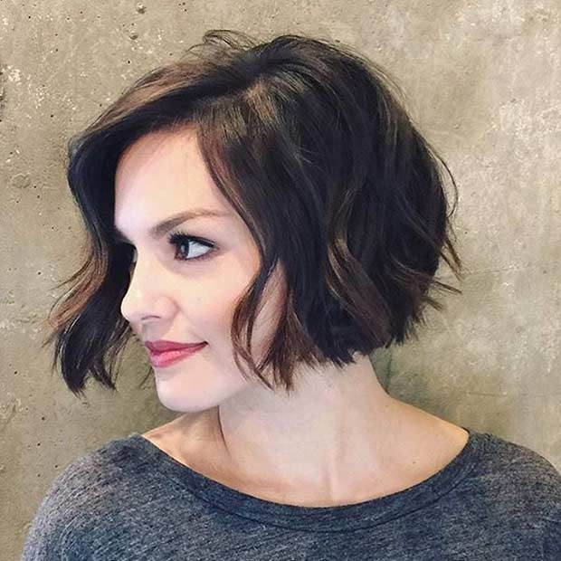 Short Bob Style Hair 100 Hottest Short Hairstyles For 2018 Best Short Haircuts For .