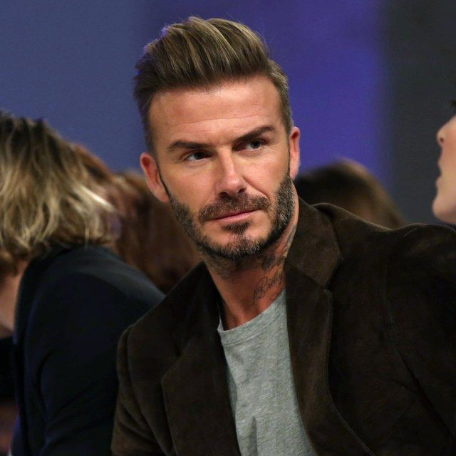 David Beckham Latest Hairstyles Best Haircuts For Men