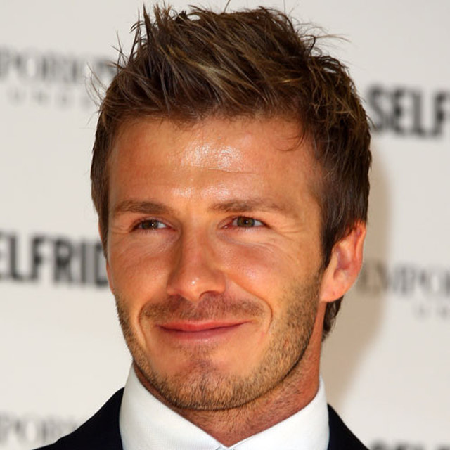 david beckam hair styles david beckham hairstyles best haircuts for 5422