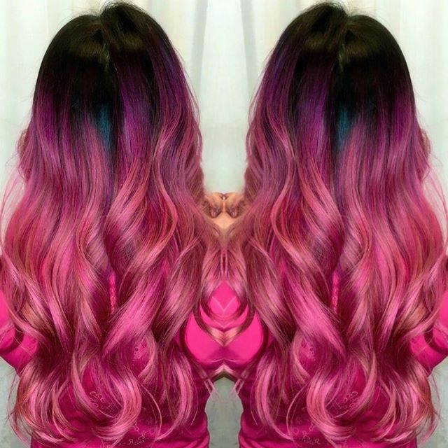 coloring hair styles 20 ombre hairstyles 2019 trendy ombre hair color 2458 | 10 hottest ombre hairstyles for women trendy ombre hair color ideas