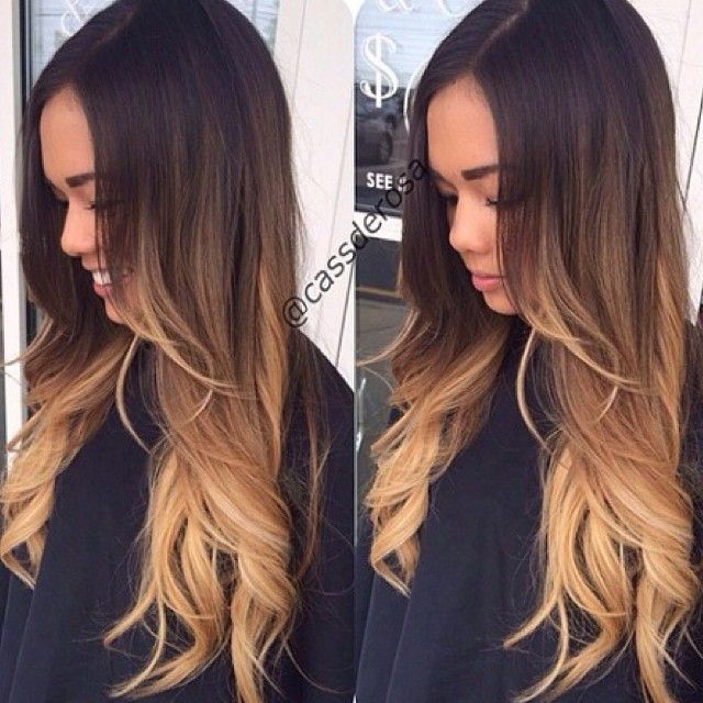 Ombre Hair Colors 2019