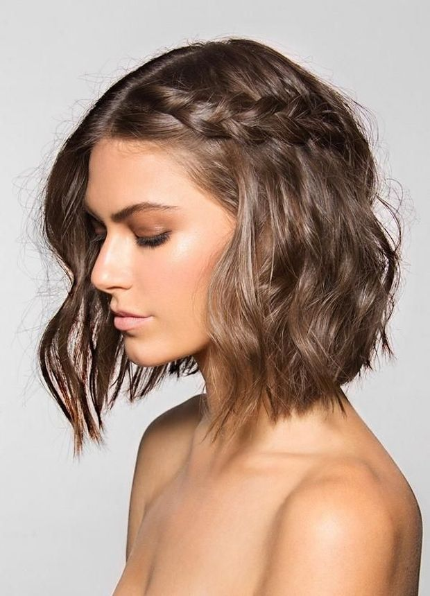 20 Hottest Prom Hairstyles For Short Medium Hair 2019 Hairstyles