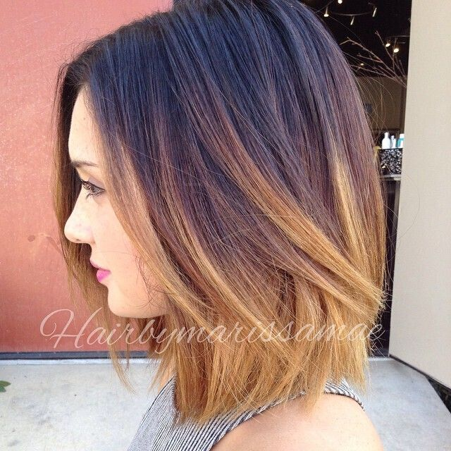 25 Amazing Two Tone Hair Styles Trendy Hair Color Ideas 2018