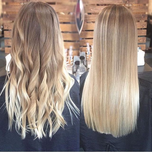 15 Balayage Hair Color Ideas With Blonde Highlights: 30 Balayage Long Hairstyles 2018