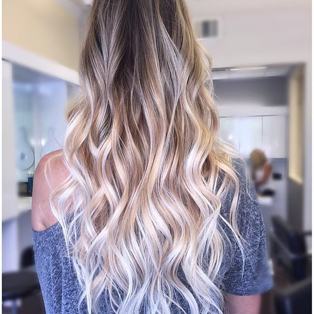 30 Balayage Long Hairstyles 2018 Balayage Hair Color