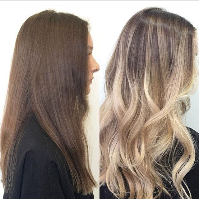 Long Hair Styles And Color 30 Balayage Long Hairstyles 2018  Balayage Hair Color Ideas .