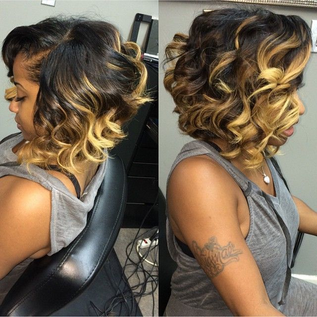 30 Trendy Bob Hairstyles For African American Women 2019