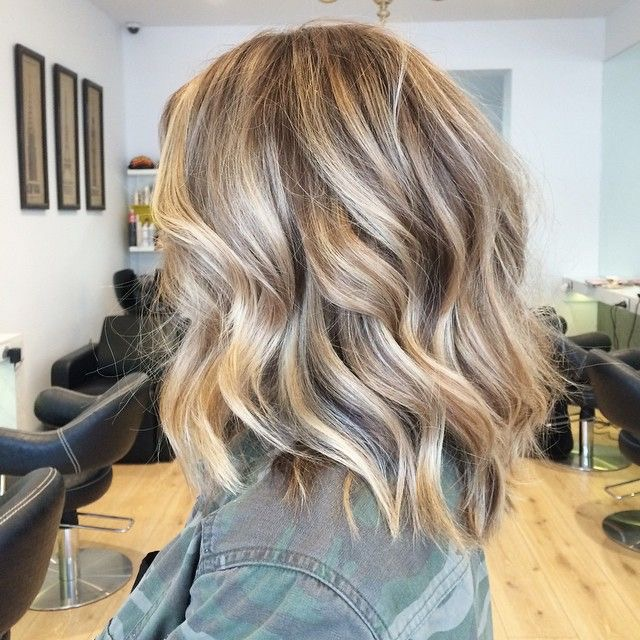 20 Cool Balayage Hairstyles For Short Hair Color Ideas
