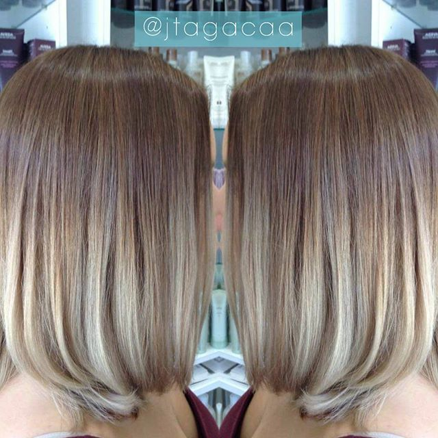 50 Hottest Balayage Hairstyles For Short Hair Balayage Hair Color