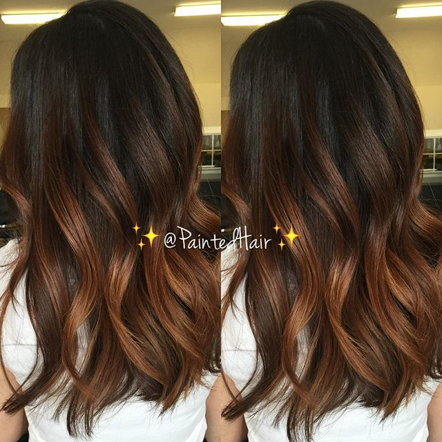 30 Hottest Fall Hairstyles Best Fall Hair Color Ideas