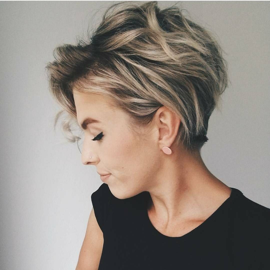 40 Hottest Short Hairstyles, Short Haircuts 2018 - Bobs, Pixie, Cool ...