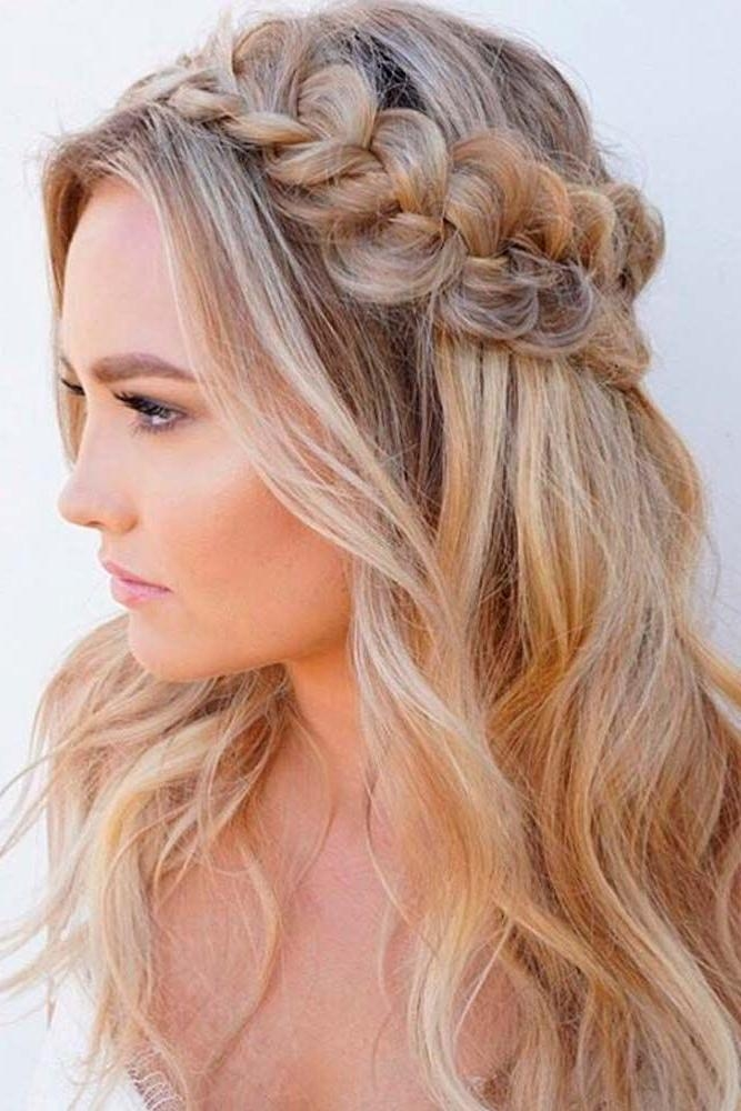 Prom Updos For Long Hair 2018 White Springs 68 Stunning Prom Hairstyles For Long Hair For Long Sleeve Dresses Online Style Clothing