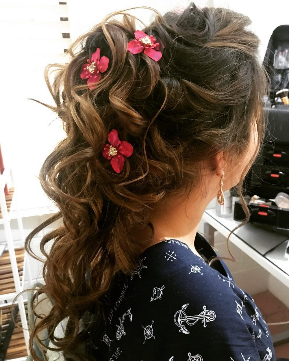30 Stunning Wedding Hairstyles Ideas In 2019: 30 Best Prom Hair Ideas 2019: Prom Hairstyles For Long