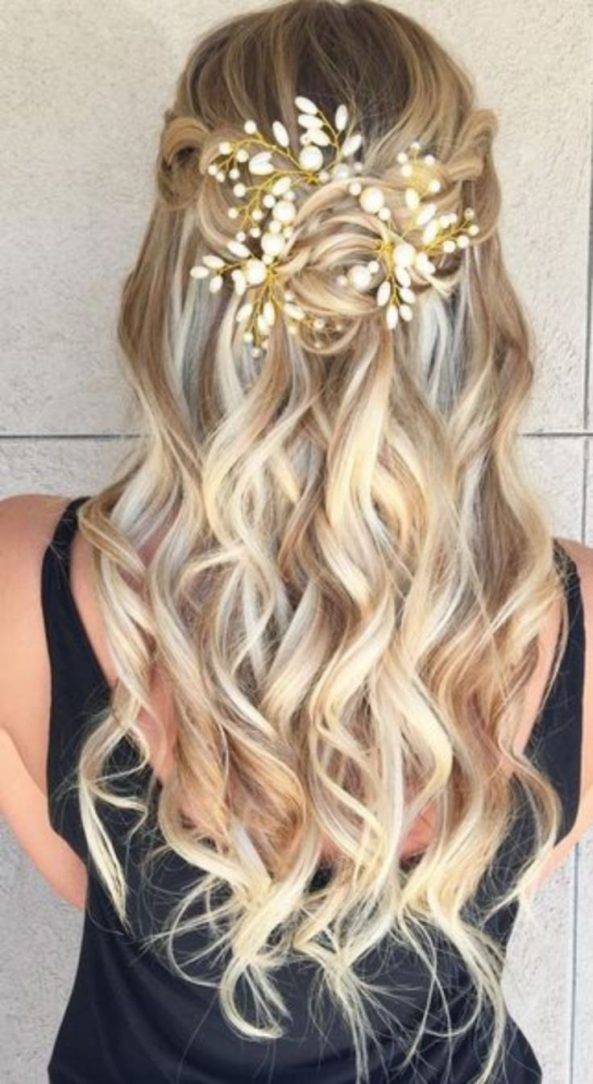 30 Best Prom Hair Ideas 2018 Prom Hairstyles For Long